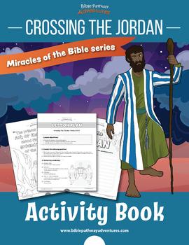 Miracles of the Bible: Crossing the Jordan workbook