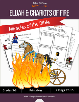 Miracles of the Bible: Elijah and the Chariots of Fire