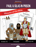 Miracles of the Bible: Paul & Silas in Prison