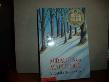 Miracles on Maple Hill ISBN 0-590-43145-5
