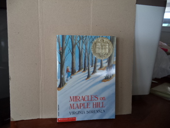 Miracles on Maple Hill ISBN#0-590-43145-5