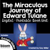 The Miraculous Journey of Edward Tulane Novel Study Bundle