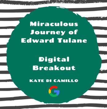 Miraculous Journey of Edward Tulane Digital Breakout Escape Room