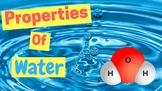 Miraculous Molecule Lab (Focusing on the Properties of Water)