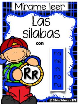 Las silabas con Rr