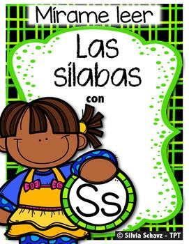 Las silabas con Ss