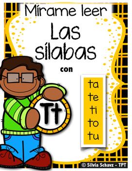 Las silabas con Tt
