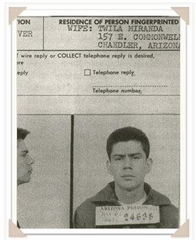 Miranda v. Arizona (1965)-Civil Liberties Activity