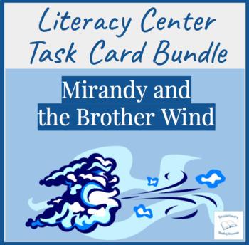 Mirandy and Brother Wind McKissack Literacy Center Activit