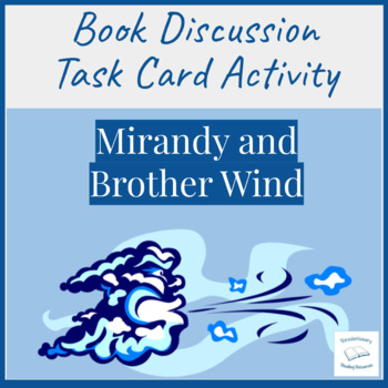 Mirandy and Brother Wind McKissack Literacy Center Discuss