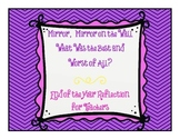Mirror Mirror on the Wall: End of the Year Teacher Reflection