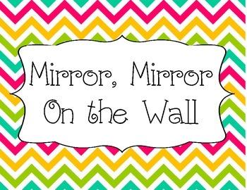 Mirror Mirror on the Wall Self-Portrait