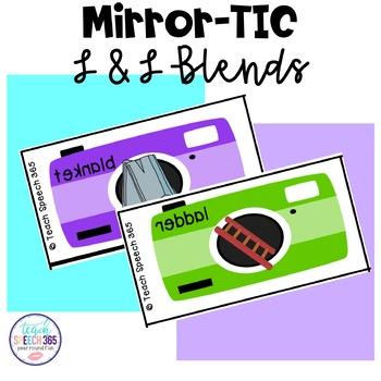 Mirror-TIC: L and L-Blends