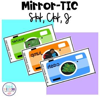 Mirror-TIC: SH, CH, J