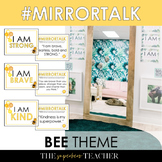 Mirror Talk: (BEES) Growth Mindset, Social Emotional and Self Love Activity