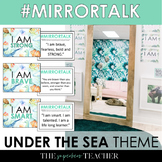 Mirror Talk: (OCEAN) Growth Mindset, Social Emotional, and Self-Love Activity