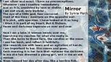 Mirror by Sylvia Plath presentation slide