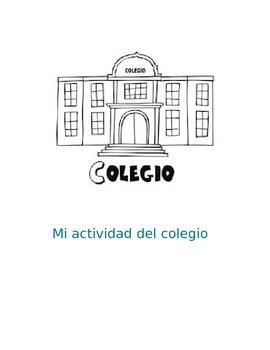 Mis Actividades del Colegio project