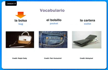 Mis Cosas Importantes - My Important Things - Video Tutorial