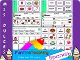 Mis Dulces Spanish