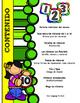 Mis Primeros Números (Math Spanish Centers)