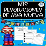 Mis Resoluciones 2021 - My New Years Resolutions in Spanish