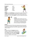 Mis deportes favoritos Lectura - My Favorite Sports Spanish Reading (Gustar)