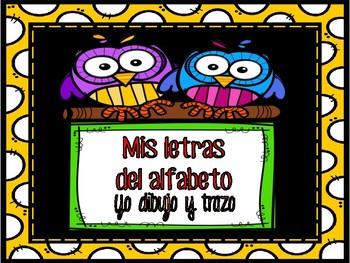 Mis letras del alfabeto