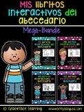 Mis libritos interactivos del abecedario - Spanish Interactive Alphabet Books