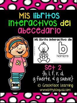 Spanish Phonics: Syllables & Sounds - Mis libritos interactivos del abecedario 2