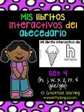 Spanish Phonics: Syllables & Sounds - Mis libritos interactivos del abecedario 4