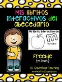 Spanish Phonics: Syllables & Sounds - Mis libritos interactivos del abecedario M