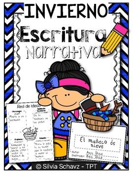 Mis libros de invierno - Escritura creativa en español