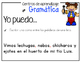 Mis primeros Centros de aprendizaje de gramática - Las comas