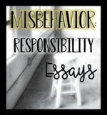 Misbehavior - Responsibility Essays