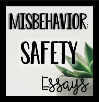 Misbehavior - Safety Essay