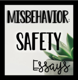 Misbehavior - Safety Essay