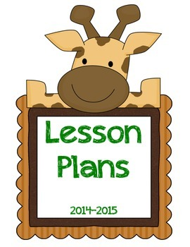 Misc. Classroom Signs - Jungle Babies Theme