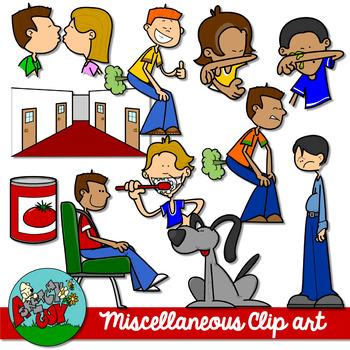 Miscellaneous Clip art #2