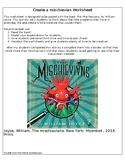 Mischievians Worksheet, Book by William Joyce