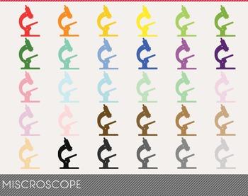 Miscroscope Digital Clipart, Miscroscope Graphics, Miscroscope PNG