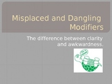 Misplaced and Dangling Modifiers - Humorous Powerpoint