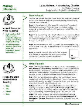 Miss Alaineus Lesson Plans & Activities Package, Fourth Grade (CCSS)