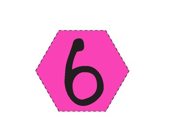Miss B's Number Line