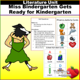 Miss Bindergarten Gets Ready for Kindergarten Activities