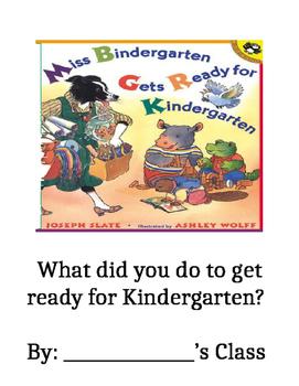 Miss Bindergarten Gets Ready for Kindergarten Class Book Cover