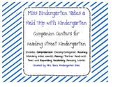 Miss Bindergarten Reading Street Companion Centers