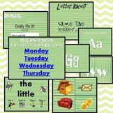 Miss Bindergarten SF.K.1.4 Pre-Lesson PPT