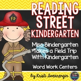 Miss Bindergarten Takes a Field Trip with Kindergarten Unit 1 Week 4