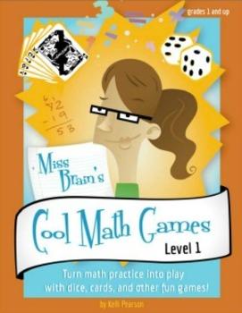 Miss Brain's Cool Math Games (Level 1) Complete Bundle